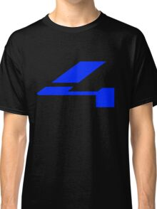 Halo 4 Solid Fill Classic T-Shirt