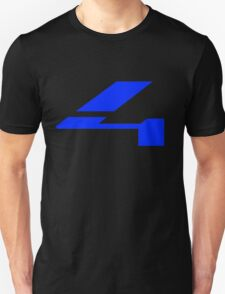 Halo 4 Solid Fill T-Shirt