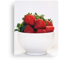 Ripe Berries! Canvas Print