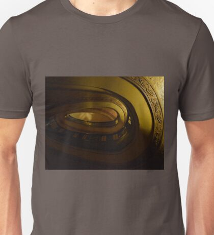 Up the Fox stairs Unisex T-Shirt