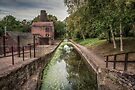 The Shropshire Canal by Adrian Evans