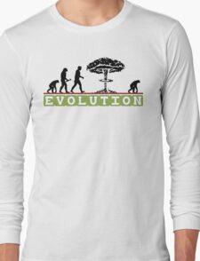 Not So Funny Evolution T-Shirt Long Sleeve T-Shirt