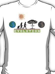Not So Funny Evolution T-Shirt T-Shirt