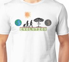 Not So Funny Evolution T-Shirt Unisex T-Shirt