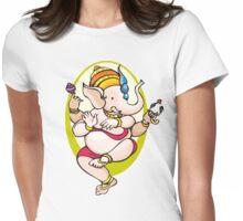 Ganesha T-Shirt Womens Fitted T-Shirt