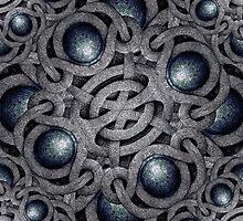 Mystic Symbol by DFLC Prints