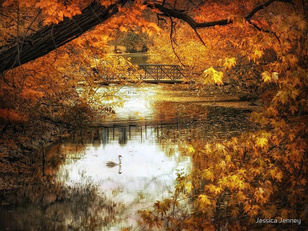 Golden Pond by Jessica Jenney