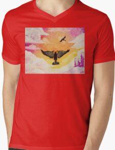 Once Upon a Dream Mens V-Neck T-Shirt