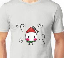Chibi Strawberry Frupa Unisex T-Shirt