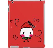 Chibi Strawberry Frupa iPad Case/Skin