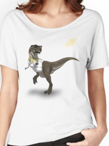 Hipstereosaurus Rex Women's Relaxed Fit T-Shirt