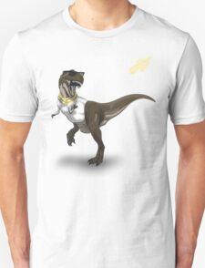 Hipstereosaurus Rex T-Shirt