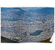 Quito, Ecuador Poster