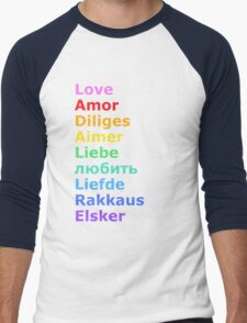 Love (languages) T-Shirt