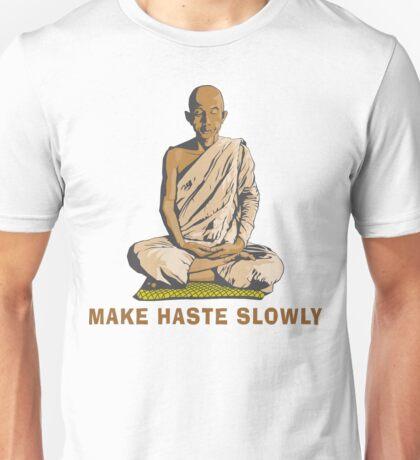 Funny Buddha Quote T-Shirt Unisex T-Shirt
