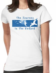 Yoga Saying T-shirt Womens Fitted T-Shirt