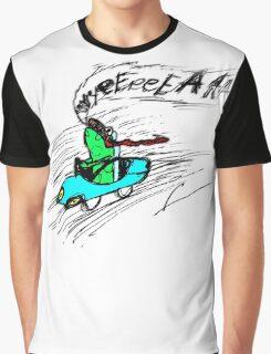 Amphibious Vehicle. Graphic T-Shirt