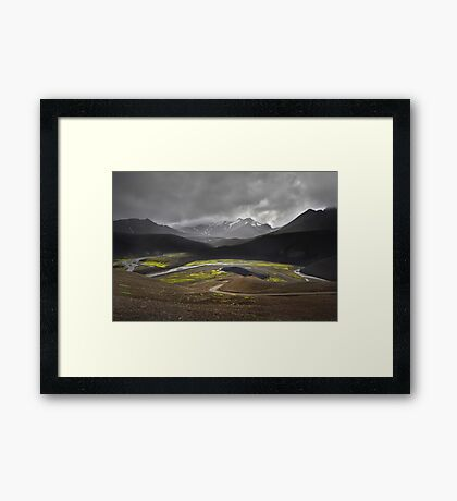 So Free It Knows No End Framed Print
