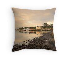 Strahan Tasmania Throw Pillow