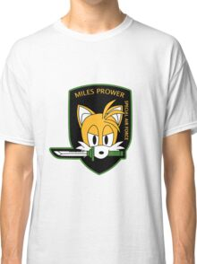 MGS / Tails Classic T-Shirt