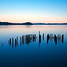 Still Waters Tasmania by Peter Hodgson