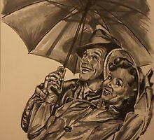 Singing in the Rain by Tony Heath