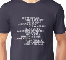 Teen Wolf  Christmas Unisex T-Shirt