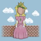 The Princess of Peach by KentZonestar