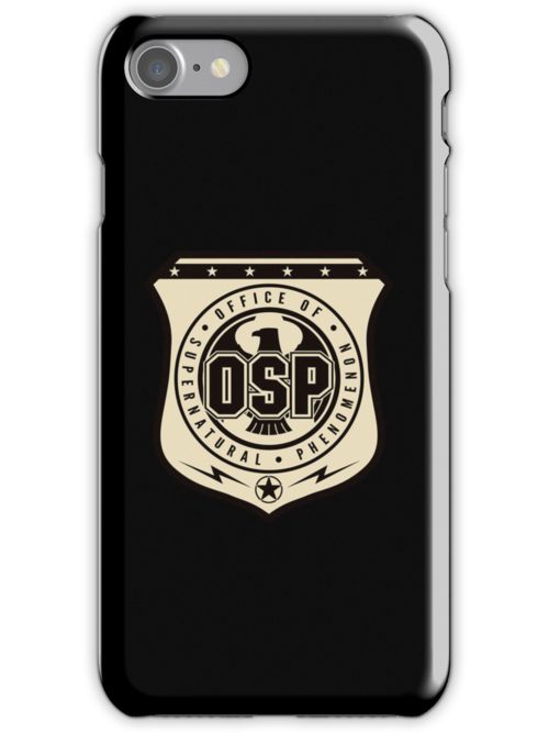 OSP iphone (Black) by CaptZ
