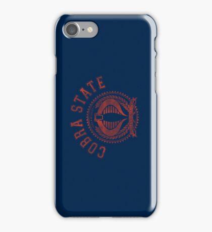 Cobra State iphone iPhone Case/Skin