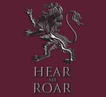 Hear Me Roar by bomdesignz