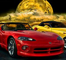 Dodge Viper ZT10 and Plymouth Prowler by TeeMack