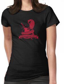 COBRA MARINE CORP Womens Fitted T-Shirt