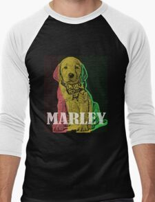 Marley Men's Baseball ¾ T-Shirt