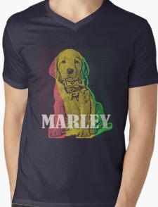 Marley Mens V-Neck T-Shirt