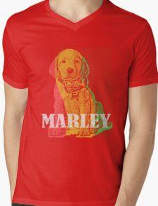 Marley Mens V-Neck T-Shirt