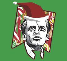 Santa Klaus Kinski by J. Stoneking