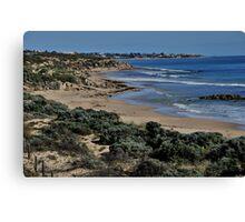 Seascapes Beach  Canvas Print