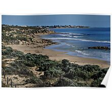 Seascapes Beach  Poster
