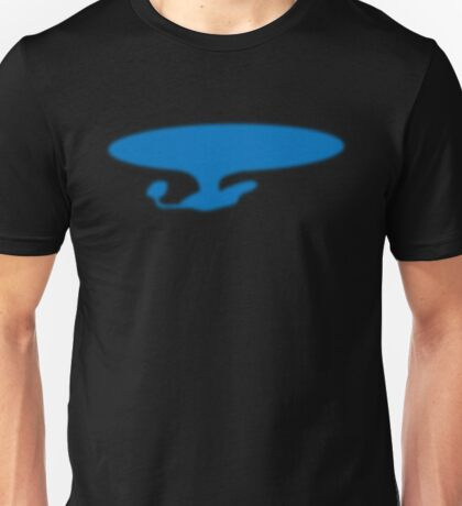 Enterprise D (Halftone) Unisex T-Shirt
