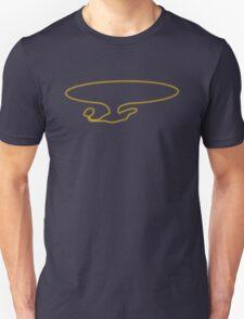 Enterprise D (Outline Halftone) T-Shirt
