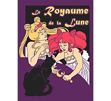 Royaume de la Lune Photographic Print