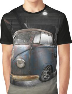 Phil Mizzi's 1954 Volkswagen Kombi Single-Cab Graphic T-Shirt