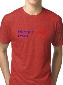 Romney-Ryan 2012 Shirt Tri-blend T-Shirt