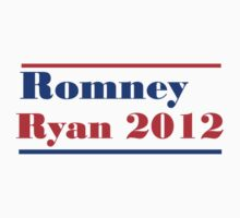 Mitt Romney/Paul Ryan Election Shirt by Shirtflashdotco