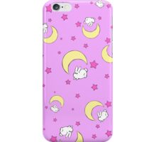 Tsukino Usagi Bed Sheet iPhone Case iPhone Case/Skin