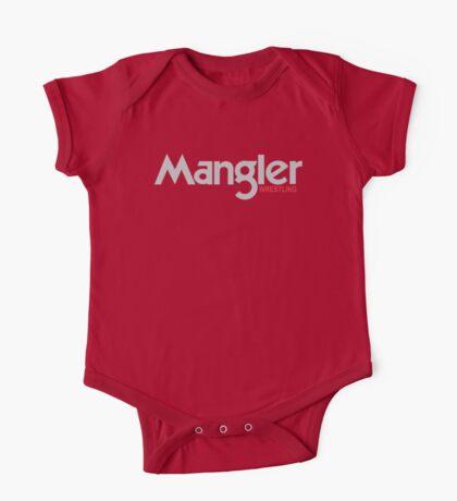 Mangler Wrestling One Piece - Short Sleeve