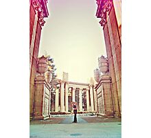 Palace of Fine Arts Photographic Print