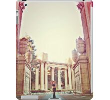 Palace of Fine Arts iPad Case/Skin