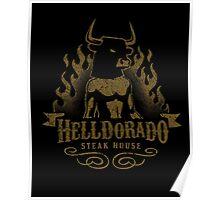 Helldorado Steak House Poster